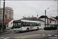 Heuliez Bus GX 317 – Semitan (Société d'Économie MIxte des Transports en commun de l'Agglomération Nantaise) / TAN (Transports en commun de l'Agglomération Nantaise) n°012