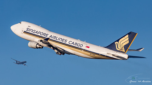 Singapore B747F