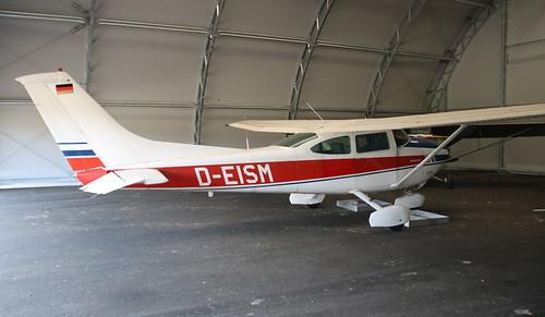 Cessna 182 D-EISM St Polten 18/07/19