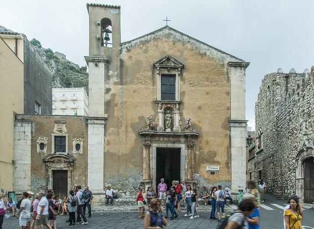 Chiesa S Caterina D'Alessandria