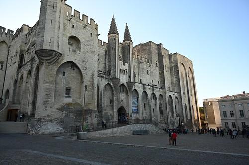 Avignon, Papal Palace