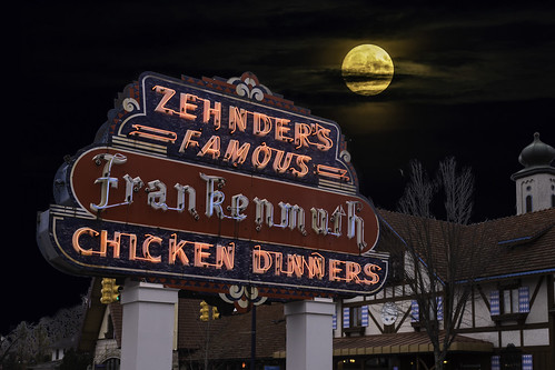Famous Zehnders in Frankenmuth, Michigan