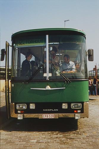 West Belgium Coach Cy 371150-62A