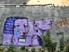 Psychodelic graffiti. St. Petersburg style__
