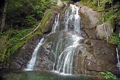 Moss Glen Falls of Granville (north of Granville, Vermont, USA) 1