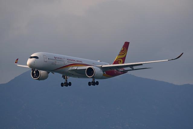 Hong Kong Airlines Airbus A350-941 B-LGD