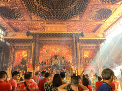 Tua Pek Kong Temple, Loyang,  Singapore