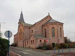 Halluin - Eglise Saint-Alphonse en 2020 (1) - Photo of Roncq