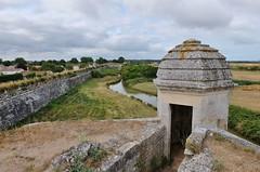 Brouage, fortifications Vauban