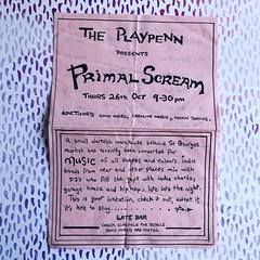 Primal Scream Concert
