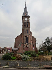 Halluin - Eglise Saint-Alphonse en 2020 (2) - Photo of Roncq