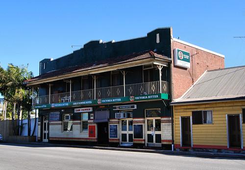 Lass O'Gowrie Hotel, Wickham, Newcastle, NSW.