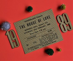 The House of Love Concert