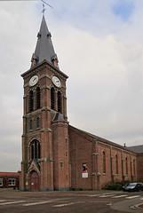 Halluin - Eglise Saint-Alphonse en 2020 (3)