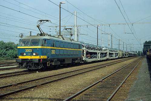 HLE 2003 + 41776, Vilvoorde, Tuesday 2 October 1990