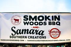 Smoking Woods BBQ, Eat Real Festival 2018, Oakland, California