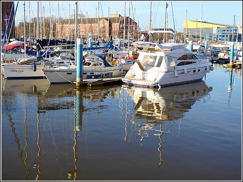 Marina Reflections  ...