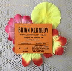 Brian Kennedy Concert