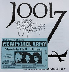 New Model Army Concert