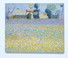Bridget Riley retrospective, Hayward Gallery