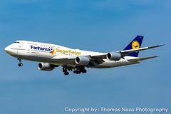 Lufthansa, D-ABYI : Siegerflieger