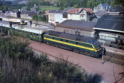 NMBS / SNCB 5541