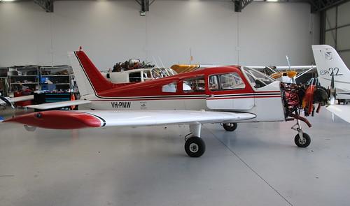 Piper PA28 VH-PMW Jandakot 27/09/19