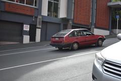 1987 Toyota Corolla GL Liftback