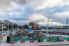 BROADSTONE PLAZA AND BROADSTONE GATE [THE LUAS TRAM STOP AND NEARBY]-159522
