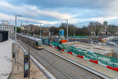 BROADSTONE PLAZA AND BROADSTONE GATE [THE LUAS TRAM STOP AND NEARBY]-159512