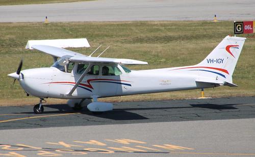 Cessna 172 VH-IGY Jandakot 27/09/19