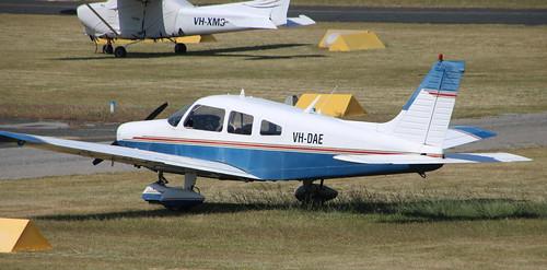 Piper PA28 VH-DAE Jandakot 27/09/19