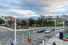 BROADSTONE PLAZA AND BROADSTONE GATE [THE LUAS TRAM STOP AND NEARBY]-159521
