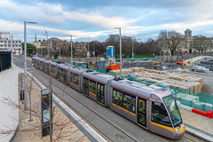 BROADSTONE PLAZA AND BROADSTONE GATE [THE LUAS TRAM STOP AND NEARBY]-159514