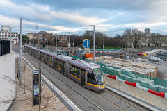 BROADSTONE PLAZA AND BROADSTONE GATE [THE LUAS TRAM STOP AND NEARBY]-159513