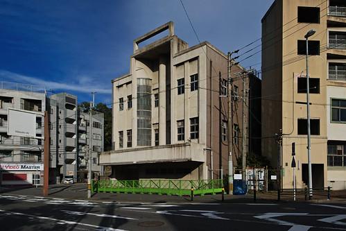 Former Nakamoto Gofuku Ten (Nakamoto Kimono Fabrics Store)