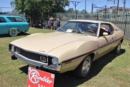 1974 AMC Javelin coupe
