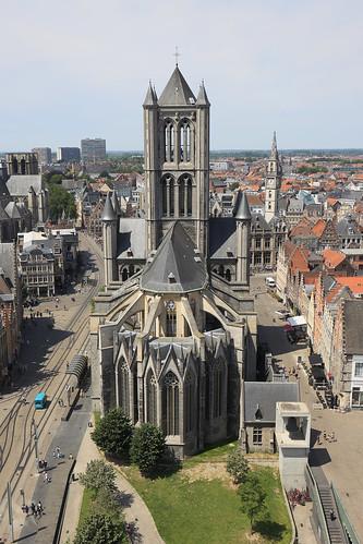 Ghent - Saint Nicholas Church