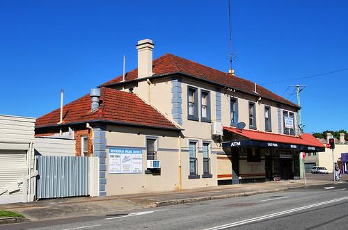 Wickham Park Hotel, Wickham, Newcastle, NSW.