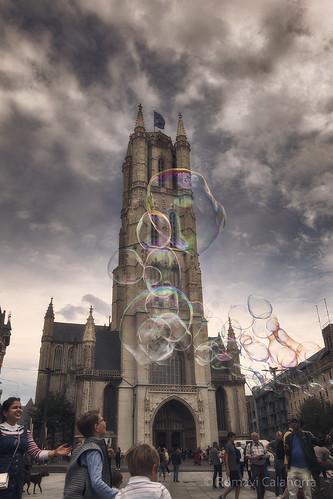 Catedral San Bavón; Gante