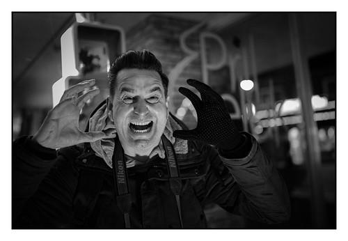 Portret doe-avond 23-01-2020 de Schreeuw