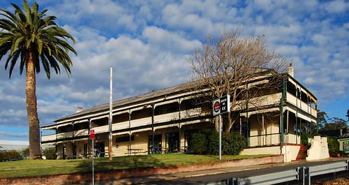 Toronto Hotel Motel, Toronto, Newcastle, NSW.