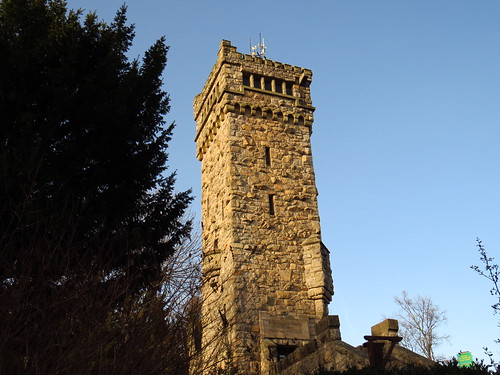 Hohe Warthe Turm