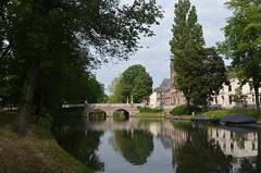 The canals of Utrecht VII