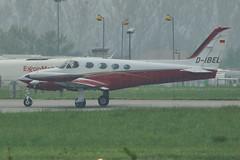 D-IBEL (cn 340A1814)Cessna 340A Reinhard Dengg Kliniken GmbH