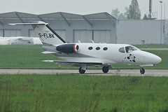 G-FBLK (cn 510-0027)Cessna 510 Citation Mustang Blink Ltd