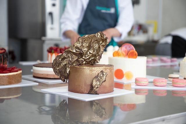 Базовый курс 2019 (лето) бисквитные торты, чизкейки, макаронс