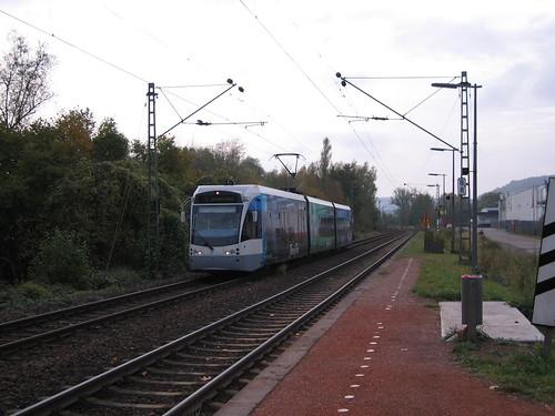 Bübingen Saarbahn