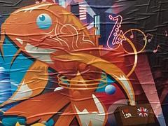 Goldfish tour poster