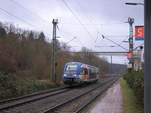 Auersmacher Saarbahn